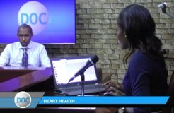 DOCTORS ON CALL-4TH NOVEMBER 2018 (HEART HEALTH)