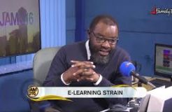 JAM 316 PARENTING TUESDAY-26TH MAY 2020 (E - LEARNING STRAIN)