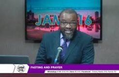 JAM 316-29TH NOVEMBER 2018 (FASTING AND PRAYER)