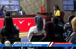 LAWYERS ON CALL-11TH DECEMBER 2018 (TRAFFIC RULES AND OFFENCES)