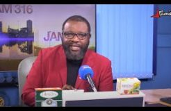 JAM 316 LIFESTYLE FRIDAY - 4TH DECEMBER 2020 (FIGHTING ENDOMETRIOSIS)