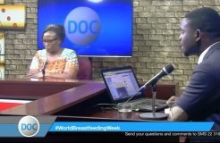DOCTORS ON CALL- 5TH AUGUST 2018 (WORLD BREASTFEEDING WEEK)
