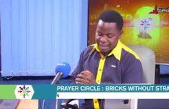 PRAYER CIRCLE-18TH SEPTEMBER 2020 (BRICKS WITHOUT STRAW)