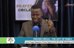 Prayer Circle - 8/7/2021 (The Gift of Family - Praying for Men)
