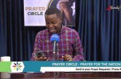 Prayer Circle - 11/10/2021 (Prayer For The Nation)