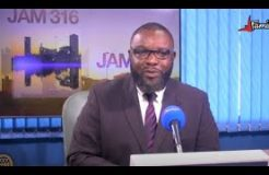 JAM 316 RELATIONSHIP CLINIC - 14TH JANUARY 2021 (GROWING SPIRITUALLY IN MARRIAGE)