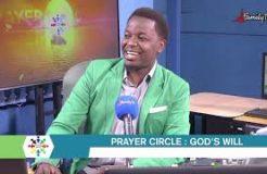 PRAYER CIRCLE - 25TH FEBRUARY 2021 (GOD