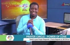 PRAYER CIRCLE - 12TH FEBRUARY 2021 (THE POWER OF LOVE)