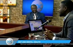 DOCTORS ON CALL 17TH JUNE 2018 - DENTAL HEALTH
