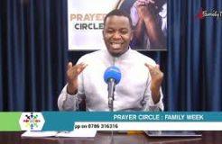 Prayer Circle - 8/10/2021 (Family Week)