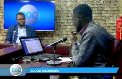 DOCTORS ON CALL 24TH JUNE 2018 (BLOOD DISORDERS)