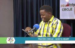 Prayer Circle - 13/9/2021 (God