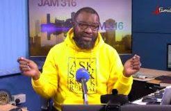 JAM 316 MAN UP FRIDAY - 9TH APRIL 2021 (HONESTY; STOP THE LIES)