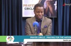 Prayer Circle - 19/10/2021 (Praying For The Nation)