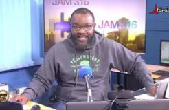 JAM 316 MAN UP - 12TH FEBRUARY 2021(VALENTINE