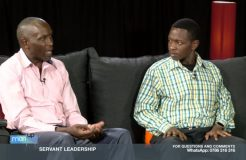 MAN UP 22ND FEB 2018 (SERVANT LEADERSHIP)