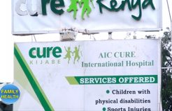 FAMILY HEALTH-29TH AUGUST 2018 (CURE KENYA)