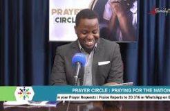 Prayer Circle - 18/10/2021 (Praying For The Nation)