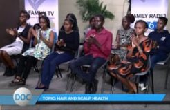 DOCTORS ON CALL-14TH APRIL 2019 (HAIR AND SCALP HEALTH)