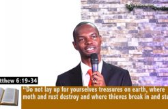 TREASURES OF DESTINY-24TH AUGUST 2018