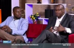 MAN UP-18TH APRIL 2019 (BALANCING WORK AND MARRIAGE)