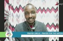 Prayer Circle - 13/10/2021 (Praying For The Nation)