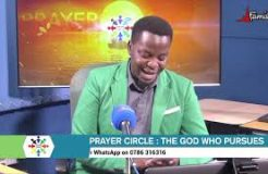 PRAYER CIRCLE - 23RD NOVEMBER 2020 (THE GOD WHO PURSUES)