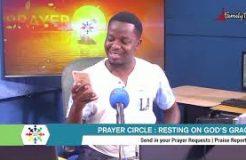 PRAYER CIRCLE - 23RD APRIL2021 ( RESTING ON GOD