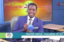 PRAYER CIRCLE-10TH SEPTEMBER 2020 (FULLNESS OF JOY)