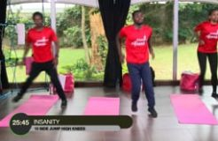 FAMILY FITNESS-19TH AUGUST 2019 (INSANITY))