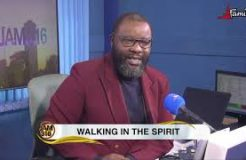 JAM 316 DEVOTION HOUR-31ST MARCH 2020 (WALK IN THE SPIRIT; WHY THE HOLY SPIRIT?)