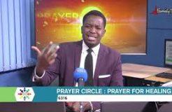 PRAYER CIRCLE - 16TH FEBRUARY 2021 (PRAYER FOR HEALING)