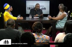 """FAMILY MATTERS """"KIDS AND SOCIAL MEDIA"""" 4TH JANUARY 2018"""