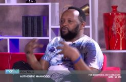 MAN UP-14TH MARCH 2019 (AUTHENTIC MANHOOD)
