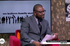 FAMILY MATTERS - 8TH NOVEMBER 2018 (BLENDED FAMILIES)