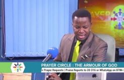 PRAYER CIRCLE - 15TH OCTOBER 2020 (THE ARMOUR OF GOD)
