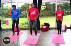FAMILY FITNESS-7TH AUGUST 2019 (THE MOVE CARDIO)