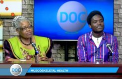 DOCTORS ON CALL-8TH JULY 2018 (MUSCOSKELETAL HEALTH)