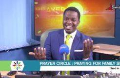 PRAYER CIRCLE - 4TH NOVEMBER 2020 (PRAYING FOR WOMEN)