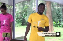 Family Fitness 29th July 2017