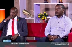 MAN UP-28TH MARCH 2019 (MEN AND FRIENDSHIPS)