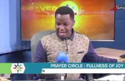 PRAYER CIRCLE-11TH SEPTEMBER 2020 (FULLNESS OF JOY)