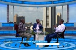 CROSSTALK-8TH JULY 2019 (LEADERSHIP; KINGDOM PERSPECTIVE)