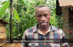 THIS IS MY STORY-17TH JULY 2018 ('SAVED BY HIS GRACE'-JULIUS MAINA)
