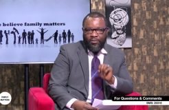 FAMILY MATTERS-3RD JANUARY 2019 (PARENTING HURDLES)