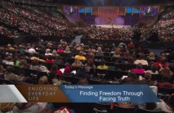 Finding Freedom Through Facing Truth Part 2