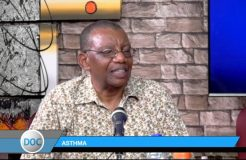DOCTORS ON CALL-10TH JUNE, 2018-ASTHMA