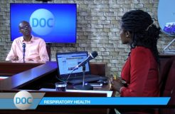 DOCTORS ON CALL-17TH FEBRUARY 2019 (RESPIRATORY HEALTH)