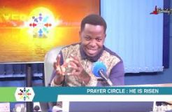 PRAYER CIRCLE - 30TH MARCH 2021 (HE IS RISEN)
