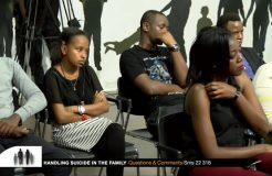 FAMILY MATTERS, SUICIDE, EPISODE 7 7TH DEC